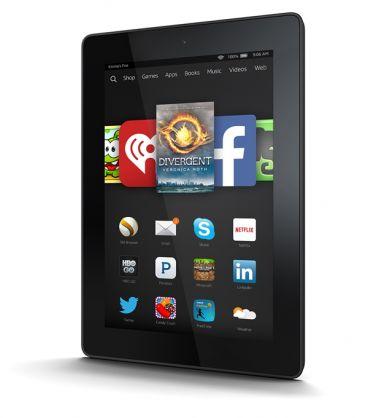 Đánh giá Kindle Fire HDX 8.9 Phần 2